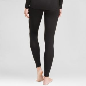 Warm Essentials Pants - Women's Smooth Stretch Thermal Leggings